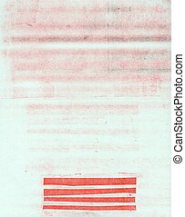 a paper with dirt - a cool element for layer graphics ... ...