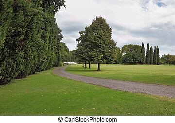 A park-garden Sigurta in northern Italy