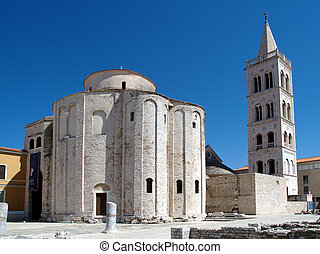 Zadar - A part of Zadar