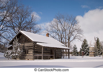 White Christmas - a perfect place to have a White Christmas...