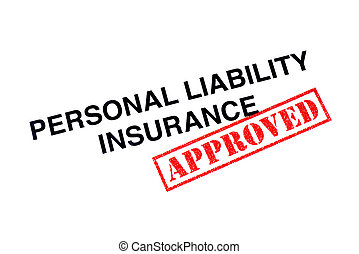 Personal Liability Insurance