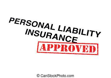 Personal Liability Insurance