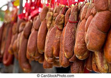 Sobrassada Sausage