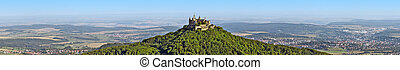 Hohenzollern - A photography of the beautiful castle...