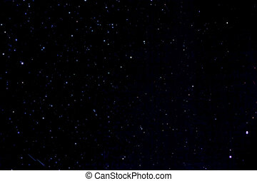 stars - A photography of the milky way stars