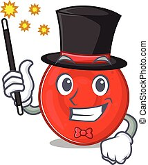 A picture of erythrocyte cell performance as a Magician. ...