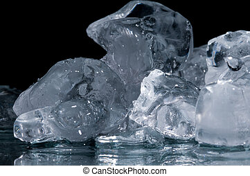 piece of ice