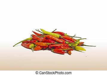 spicy flavor