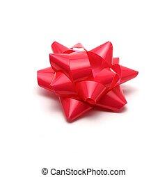 A Pink Ribbon Gift Bow