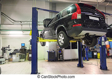 R paration voiture garage r paration image voiture for Location garage reparation voiture