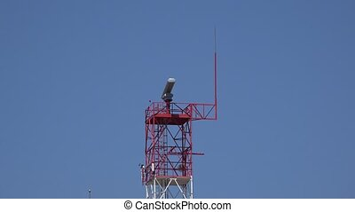 A Radar Tower