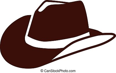 A real Cowboy hat