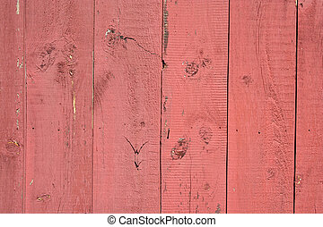 Red Barn wooden background - a Red Barn wooden background...