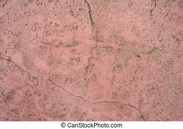 Red cement wall abstract background