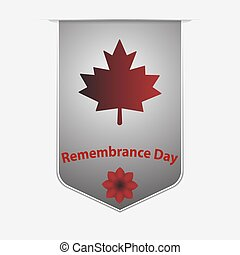 Remembrance Day card - A Remembrance Day card in vector...