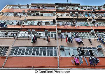 a residential apartments in Tsuen Wan hong kong