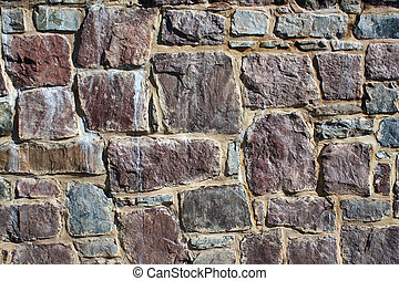 Rock wall abstract background texture