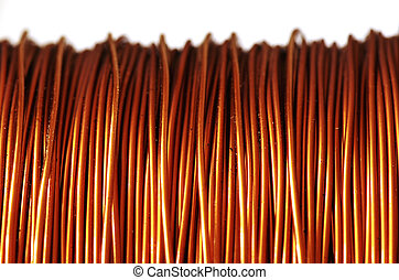 roll of copper