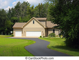 A Rural House