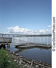 Newburgh-Beacon Bridge over the Hudson