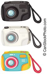 A Set of Digital Camera
