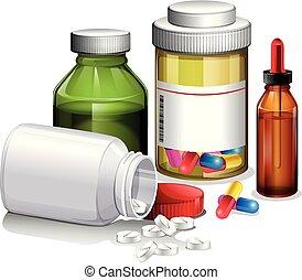 A Set of Medicine