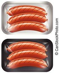 A Set of Sausage