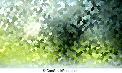 A shiny glass texture background with mosaic tile pieces01