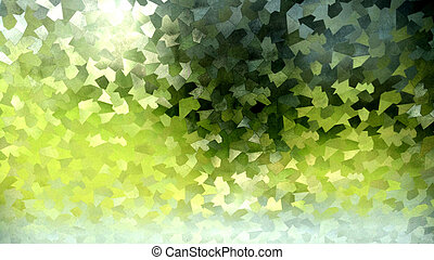 A shiny glass texture background with mosaic tile pieces02