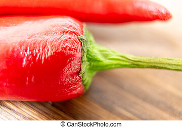 A Sicilian spicy pepper