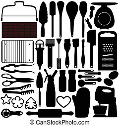 Cooking, Baking Tools