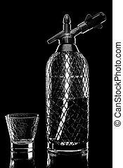 a siphon of soda