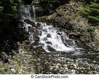 a small falls