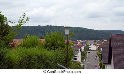 A small town in Germany