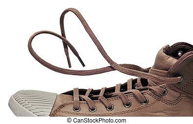 sneaker boot