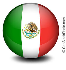 A soccer ball from Mexico