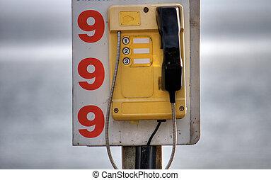 SOS phone