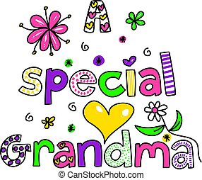 a special grandma