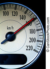 speed indica - a speed indicator to calculate speed of an...