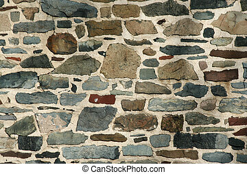 A Stone wall abstract background