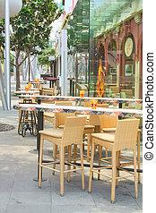 A Summer Cafe