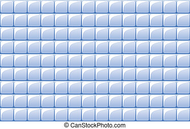 A tile texture