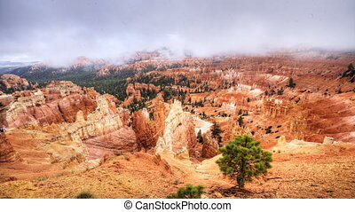 A Timelapse at Bryce Canyon, Utah - Timelapse at Bryce...