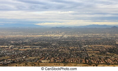 Timelapse of Phoenix in the Valley of the Sun - A Timelapse...