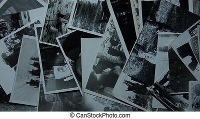 A trip through the old photographs