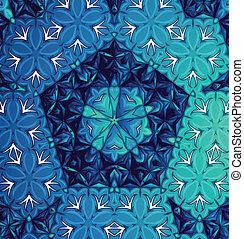 A unique pattern