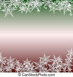 Vector illustration abstract Christmas