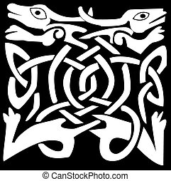 Celtic animal