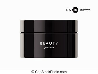 beauty package presentation product - a vector modern beauty...