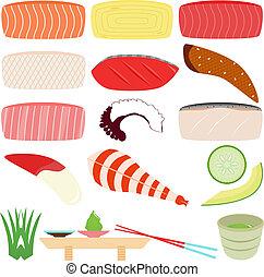 Sashimi (Fresh Raw Fish)